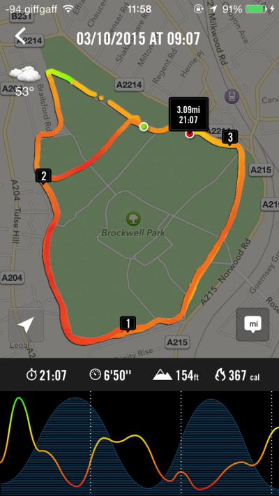 2015-09-05 - Brockwell Park